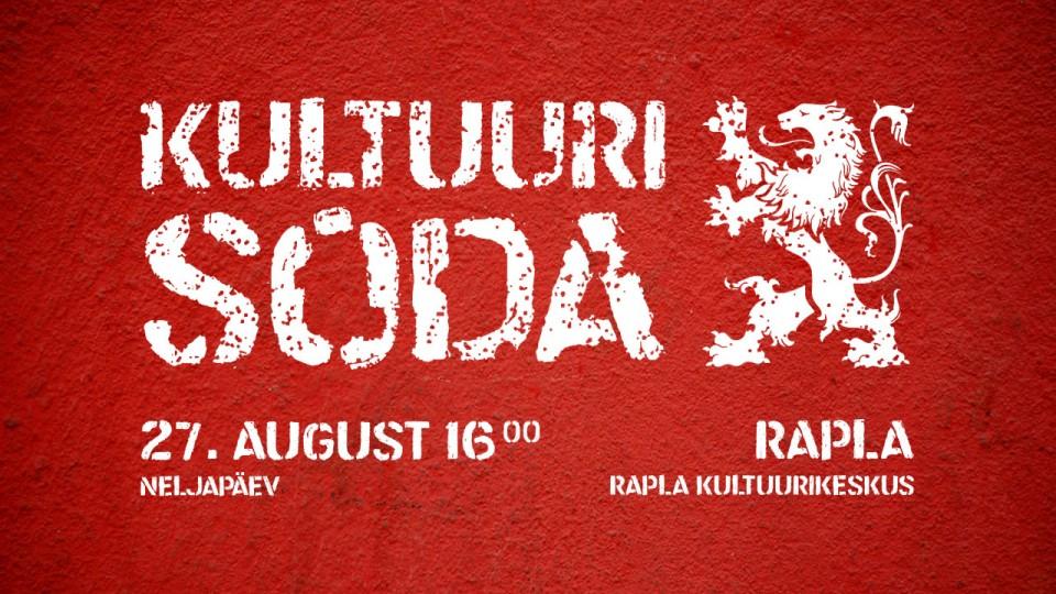 Kultuurisõda - Rapla