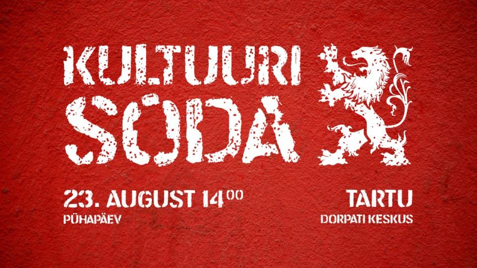 Kultuurisõda - Tartu