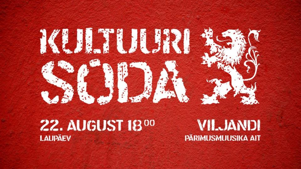Kultuurisõda - Viljandi